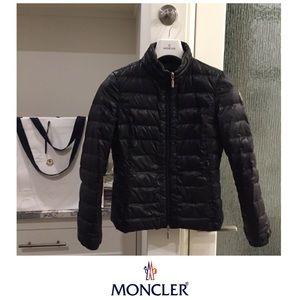MONCLER | Authentic Women's bomber, Size 1 fits XS